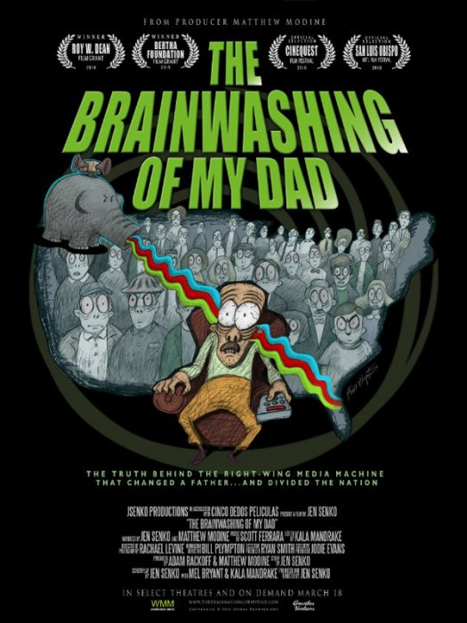 The Brainwashing of My Dad : Affiche