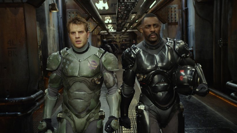 Pacific Rim : Photo Charlie Day, Idris Elba