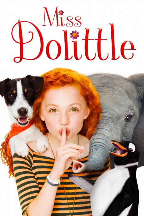 Miss Dolittle : Affiche