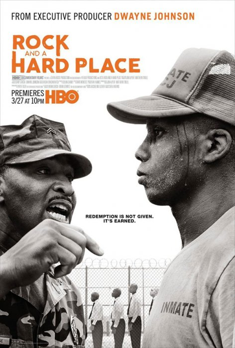 Rock And a Hard Place : Affiche