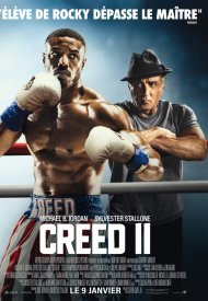 Affiche de Creed II