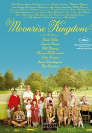 Affiche de Moonrise Kingdom
