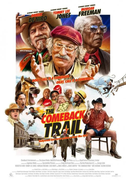The Comeback Trail : Affiche