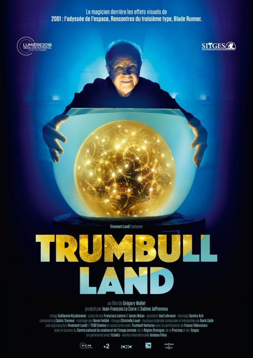 Trumbull Land : Affiche
