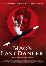 Affiche de Mao's Last Dancer
