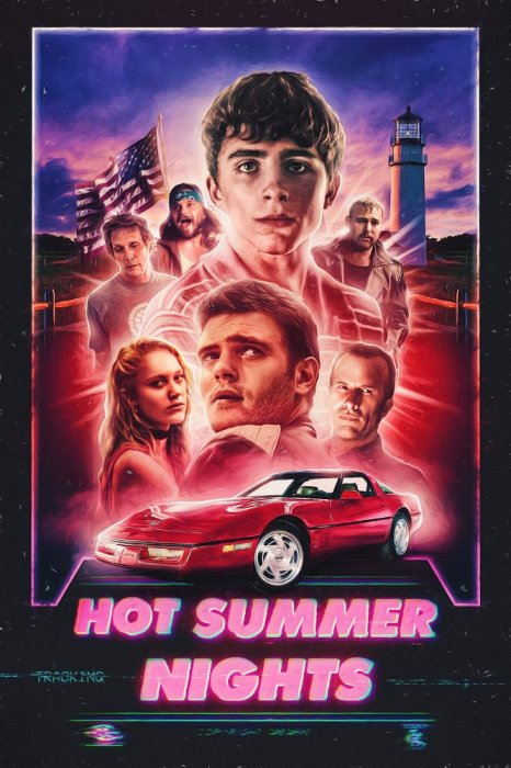 Hot Summer Nights : Affiche