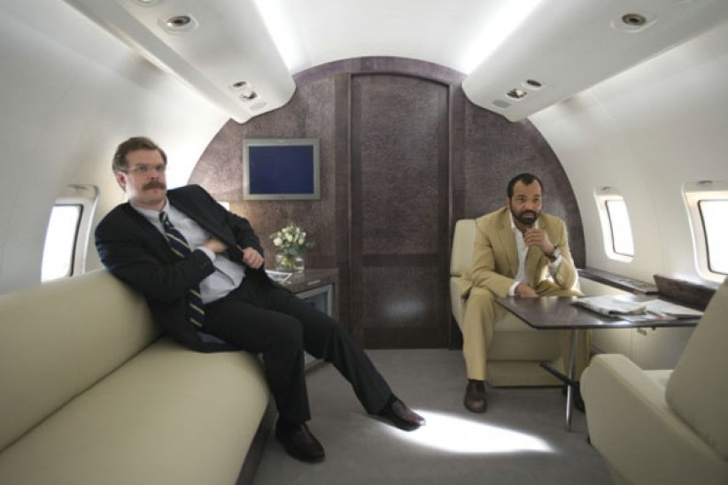 Quantum Of Solace : Photo David Harbour, Jeffrey Wright
