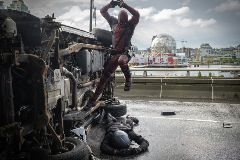 Deadpool : Photo Ryan Reynolds