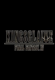 Affiche de Kingsglaive: Final Fantasy XV