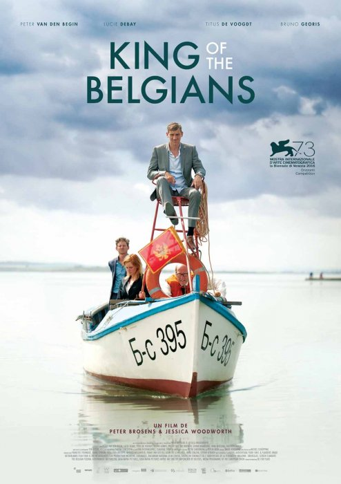 King of the Belgians : Affiche