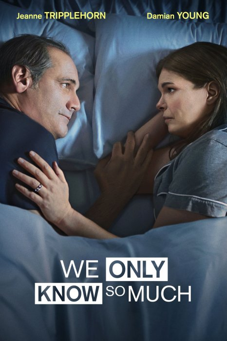 We Only Know So Much : Affiche