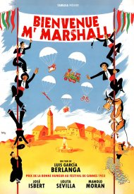 Affiche de Bienvenue Mr Marshall
