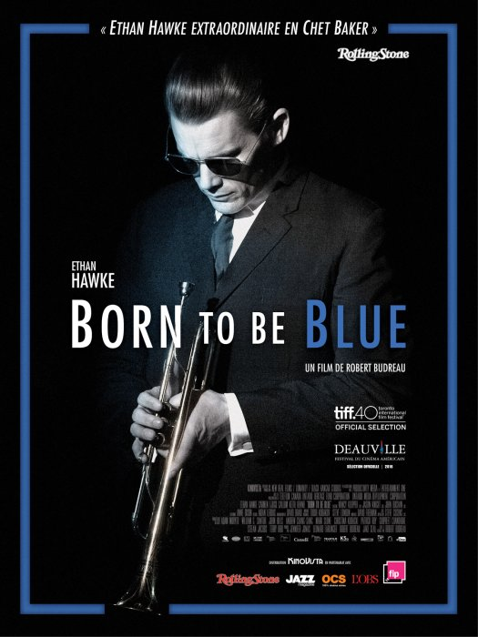 Born To Be Blue : Affiche