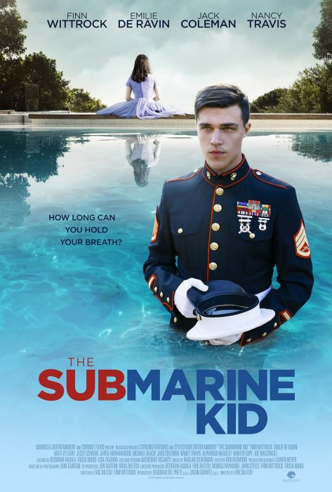 The Submarine Kid : Affiche