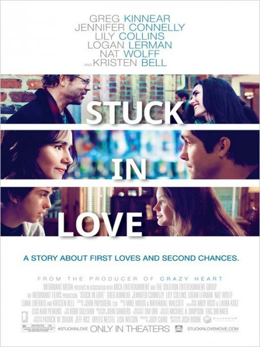 Stuck in Love : Affiche