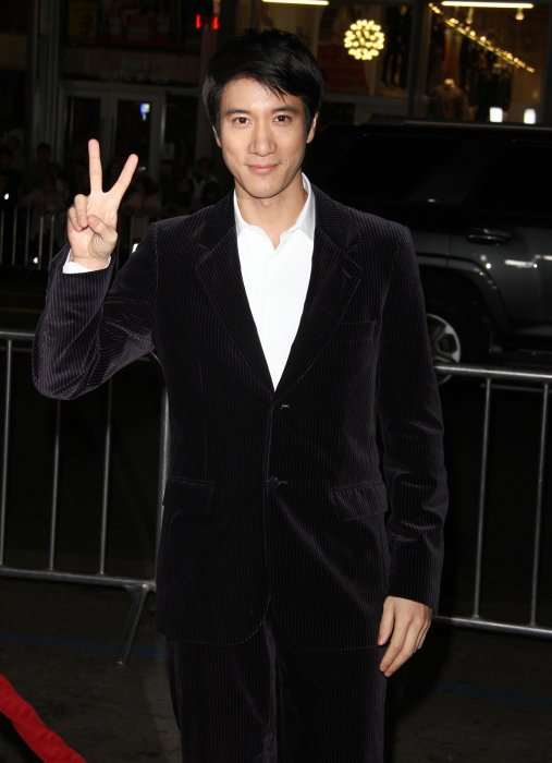 Hacker : Photo promotionnelle Leehom Wang