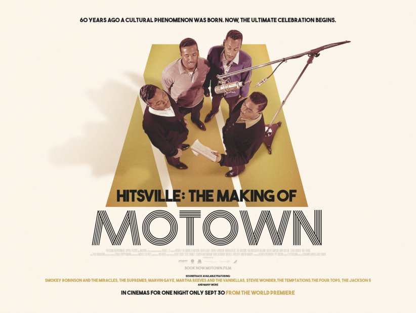 Hitsville: The Making of Motown : Affiche