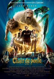 Affiche de Chair de Poule - Le film