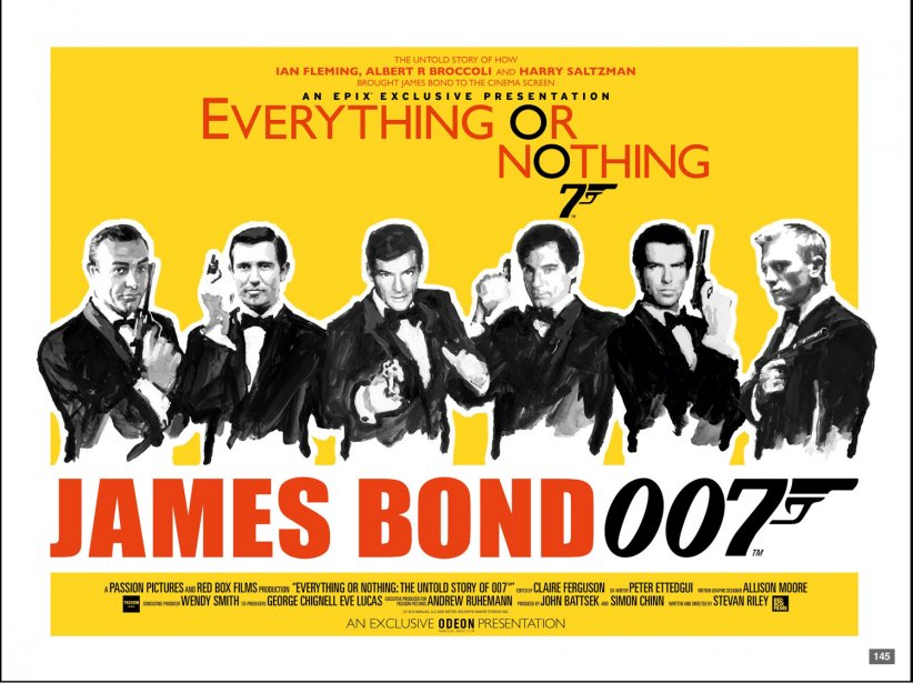 Everything or Nothing: The Untold Story of 007 : Photo
