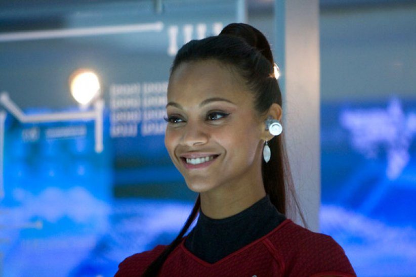 Star Trek : Photo Zoe Saldana