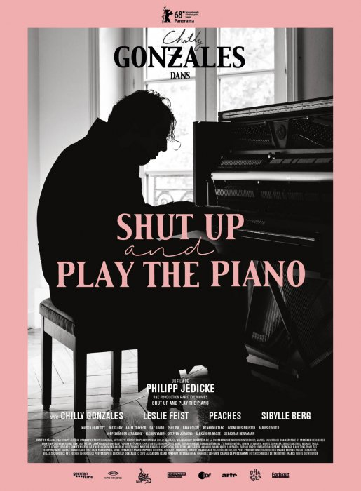 Shut Up And Play The Piano : Affiche