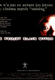 Affiche de Le Projet Blair Witch