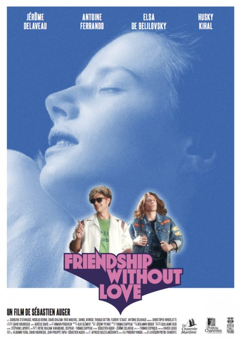 Friendship Without Love : Affiche