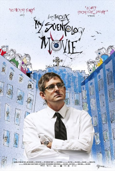 My Scientology Movie : Affiche