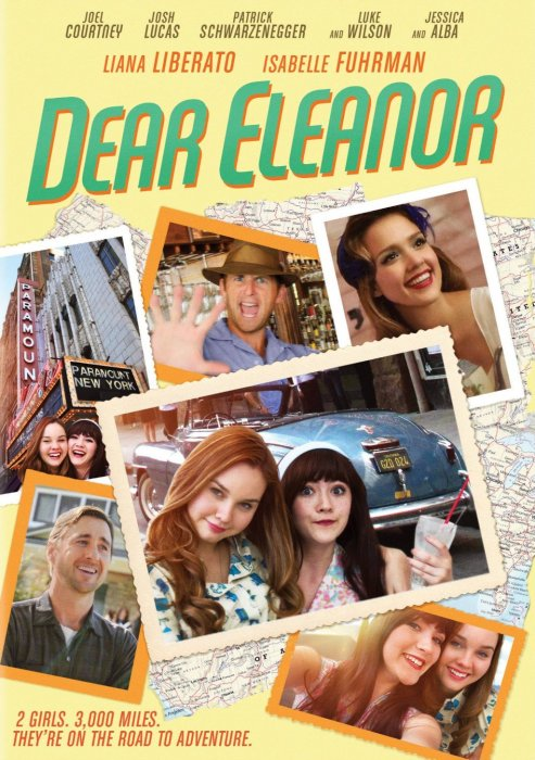 Dear Eleanor : Affiche