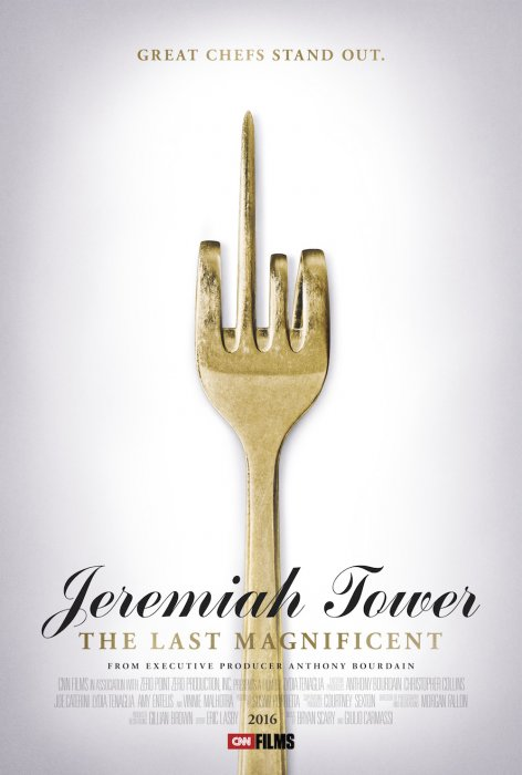 Jeremiah Tower: The Last Magnificent : Affiche