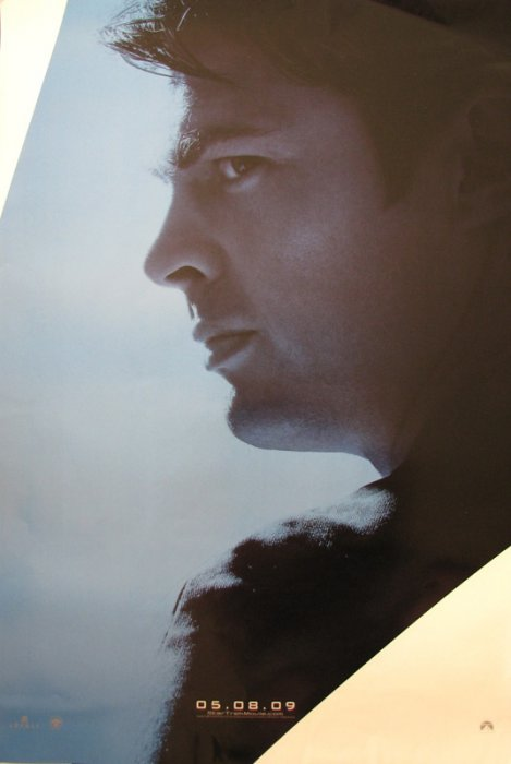 Star Trek : Affiche Karl Urban