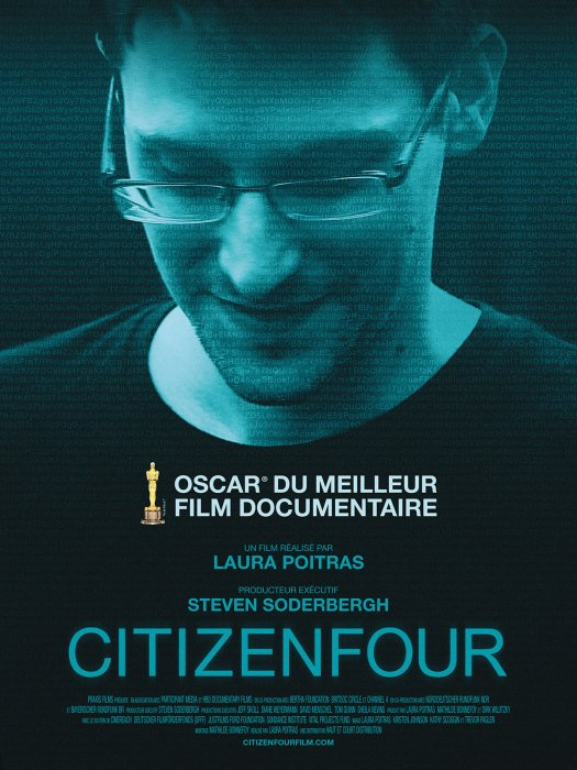 Citizenfour : Affiche