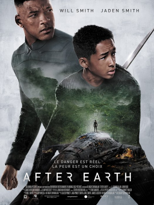 After Earth : Affiche