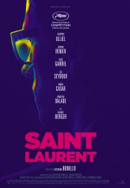 Affiche de Saint Laurent