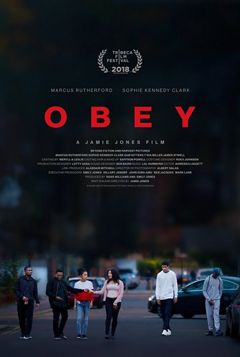 Obey : Affiche