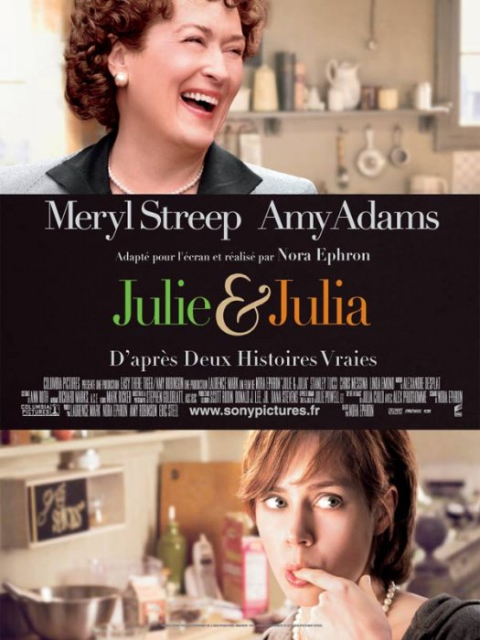 Julie et Julia : Affiche