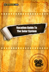 Affiche de Vacation Guide To The Solar System