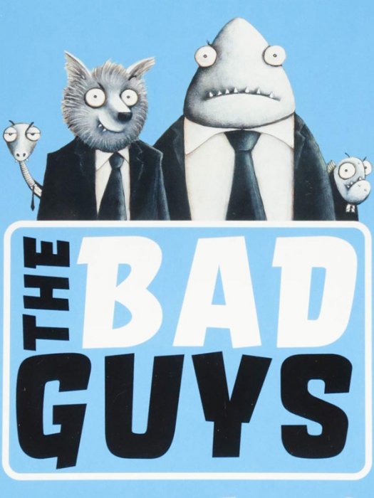 The Bad Guys : Affiche