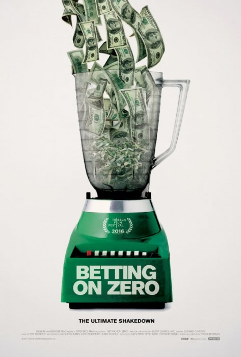 Betting on Zero : Affiche