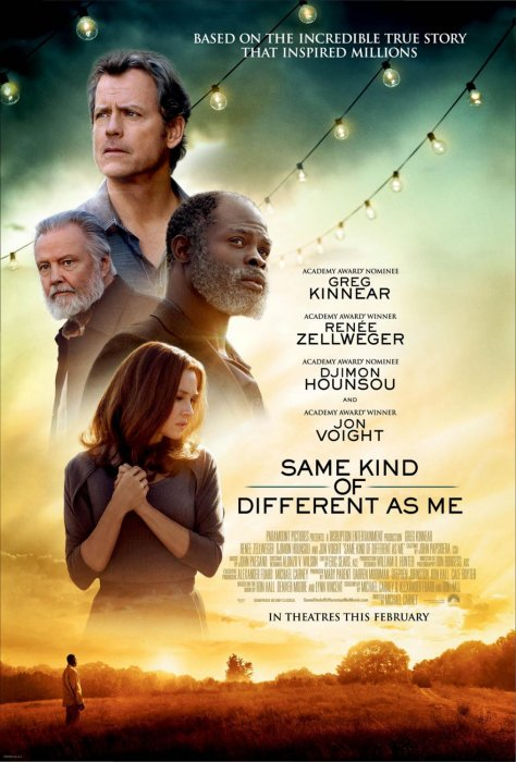 Same Kind Of Different As Me : Affiche