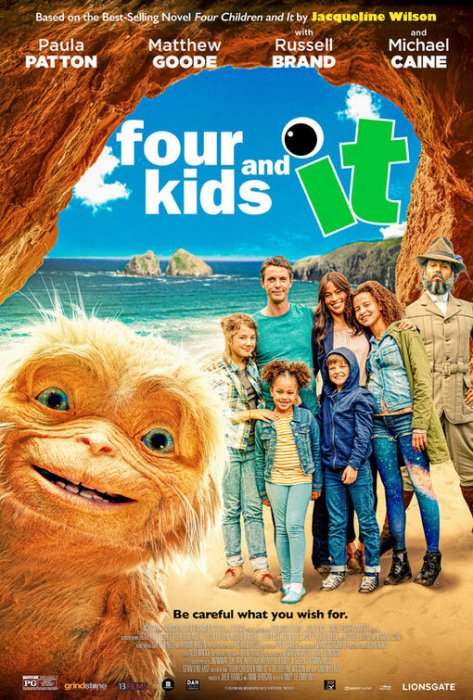 Four Kids And It : Affiche