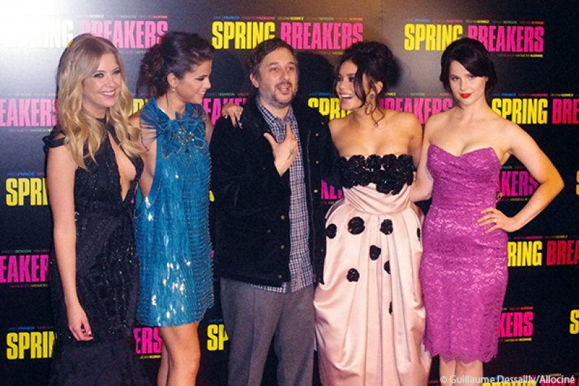 Spring Breakers : Vignette Magazine