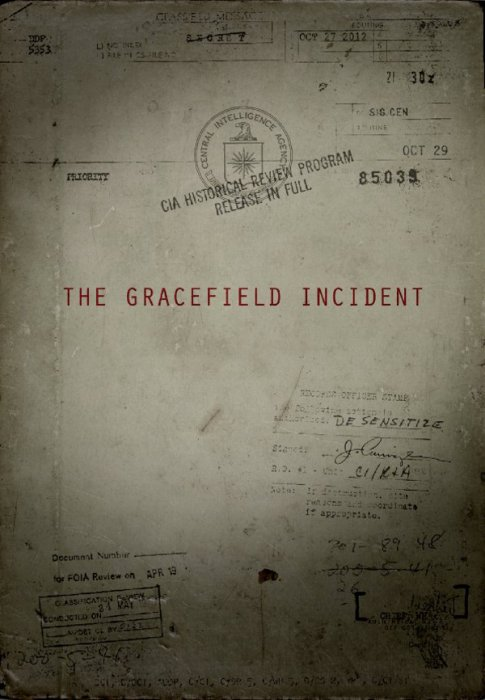 The Gracefield Incident : Affiche