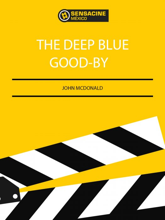 The Deep Blue Good-by : Affiche