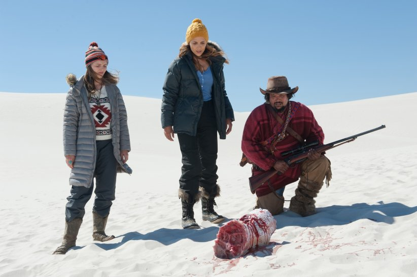 Tremors 6: A Cold Day In Hell : Photo