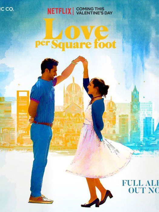 Love Per Square Foot : Affiche