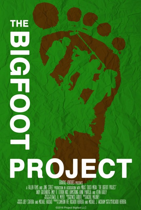 The Bigfoot Project : Affiche