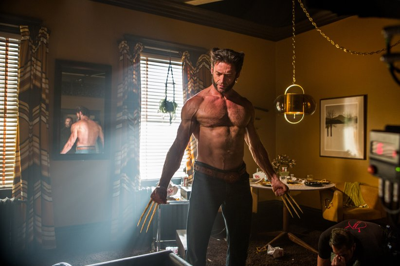X-Men: Days of Future Past : Photo Hugh Jackman