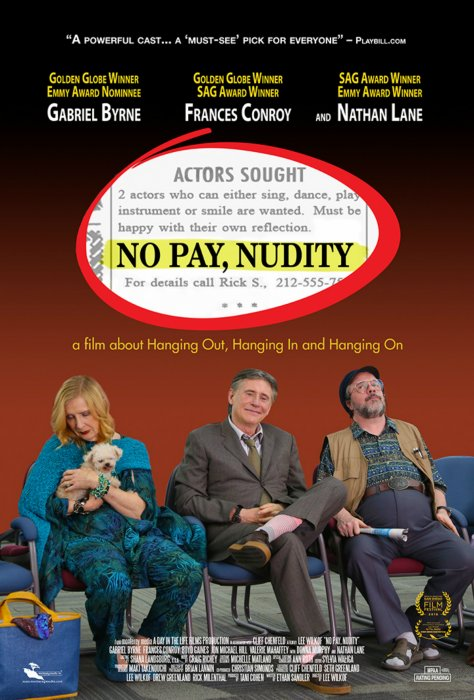 No Pay, Nudity : Affiche