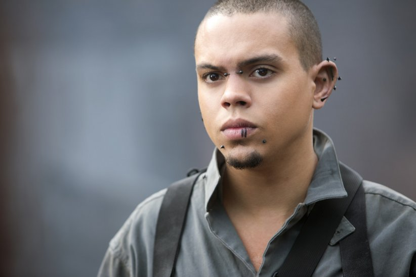Hunger Games - La Révolte : Partie 1 : Photo Evan Ross